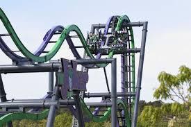 Bizarro Six Flags Great Adventure The Joker Roller Coaster Shut Down After Riders Get Stuck