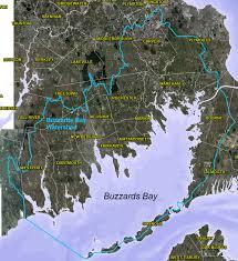 study area buzzards bay national estuary program