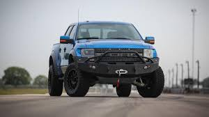 Ford Raptor Top Gear - hennessey bumps raptor to 475 600 or 810 hp autoweek