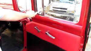 01 loose vent window problem scott u0027s1956 ford f100 youtube