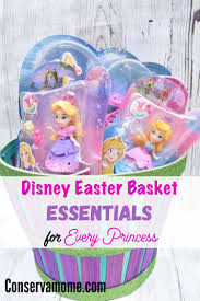princess easter basket disney easter basket essentials for every princess conservamom