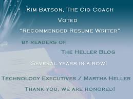 Best Resume Writing Resume For by Executive Resume Writing For Cios And Technology Executives