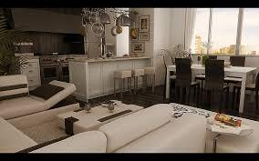 living room dining room design ideas cream living dining room modern living room cream sofas dark