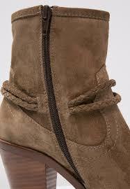 womens brown biker boots kanna siena cowboy biker boots clay women ankle boots 100