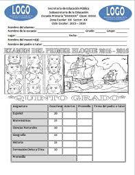 examen de 5 grado con respuestas examen para el quinto grado del primer bloque del ciclo escolar 2015