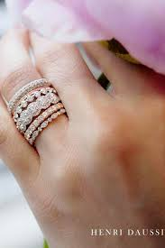 stackable diamond rings 18 best stackable wedding rings set more rings more shine