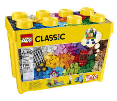 how to build a lego collection and encourage creativity