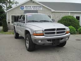 dodge dakota slt used 2004 dodge dakota slt at route 28 auto center