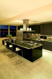 accessories heavenly dark kitchens wood and black kitchen