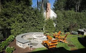 outdoor fire pit u0026 fireplaces custom design fire features