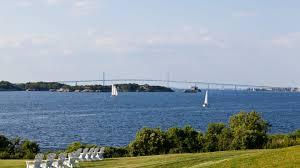 Rhode Island travel guard images Cove in newport rhode island sailing castle hill inn JPG