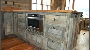 Reclaimed Barn Wood Kitchen Cabinets Barn Wood Kitchen Cabinets Or Amazing Kitchen Reclaimed Barn Wood