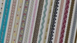 woven ribbon jacquard ribbons woven ribbons pleated trims crochets laces etc