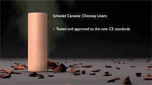 ceramic chimney liners youtube
