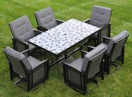 Cement Patio Furniture Sets by Pebble Lane Living