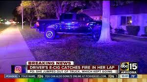 e cig explodes in driver u0027s lap causing car crash fox 4 now wftx