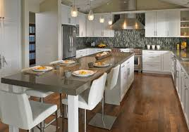 pre made kitchen islands with seating kitchen islands design your kitchen island large with