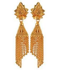 gold earrings online gold earrings buy gold earrings online with designs at