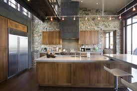 Stone Kitchen Design Kitchen Design Stylish Kitchen Design On Modern Home Interior