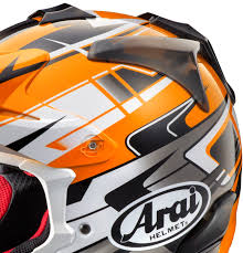 gopro motocross helmet mount arai 2017 vx pro4 tip orange helmet at mxstore