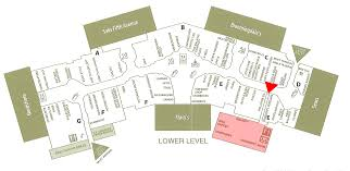 The Florida Mall Map by Palm Beach Gardens Transit Oriented Development Charrette