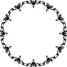 clipart ornamental frame 2