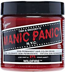 How To Get Wildfire Cases Fast by Manic Panic Semi Permanent Wildfire Hair Color Cream