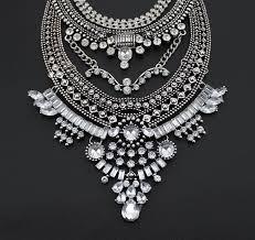 aliexpress vintage necklace images 2015 bohemian statement necklaces vintage colar collier femme jpg