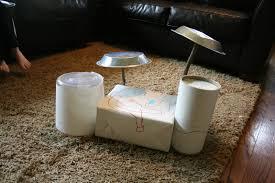 art for little hands cardboard drum set