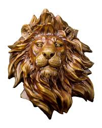 metal lion statue brass master home decor sculpture metal crafts ornaments statue