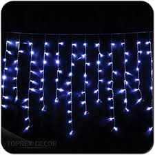 home decor christmas outdoor led icicle lights buy led icicle