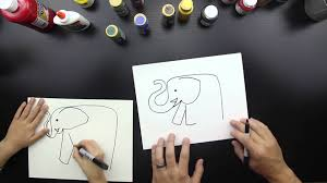 copy of how to draw an animal lessons tes teach