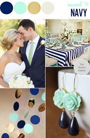 color story mint navy the perfect palette