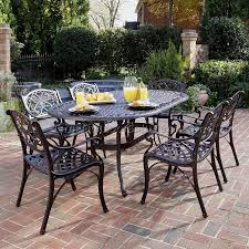 Macys Patio Dining Sets by 8 Person Outdoor Dining Set 2 Best Outdoor Benches Chairs
