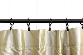 Hanging Curtains With Rings How To Add Clip Rings Curtains Gopelling Net