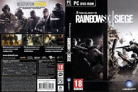 siege pc tom clancy s rainbow six siege dvd cover 2015 usa