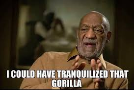 bill cosby gorilla meme is it funny or offensive