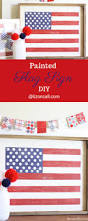 How To Properly Display The American Flag Painted American Flag Sign Liz On Call