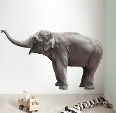 Elephant Wall Decals For Nursery by Kek Amsterdam Wall Decal Elephant 163 X 94 Cm Lefliving Com