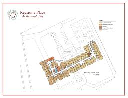Assisted Living Facility Floor Plans by Amenities Floor Plans Keystone Place At Buzzards Bay