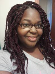 color 99j in marley hair crochet twists freetress equal cuban twist double strand 12 in