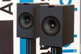 kef q150 review bookshelf speakers digital trends