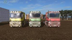 renault truck magnum renault magnum 520 v 1 0 multicolor u2013 fs17 mods