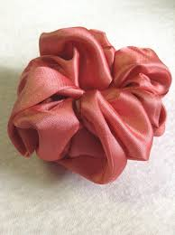 hair scrunchy 21 best shiny satin hair scrunchies gift images on