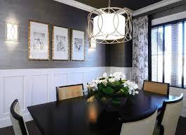 dining room wallpaper ideas modern dining room decor ideas black color ideas wallpaper accent