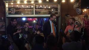 top bars in nashville tn peyton manning sings rocky top at winners bar in nashville tn