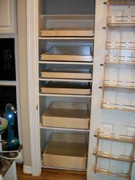Pantry Closet Doors Kitchen Closet Ideas Ideas Shelterness Winsome Built In Pantry
