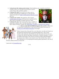 halloween costumes contact lenses creative halloween costume ideas from the costume boys pdf pdf