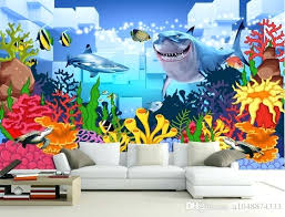 Shark Bedroom Curtains Shark Wallpaper Bedroom Murals Bedroom Curtains
