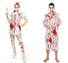 Bloody Nurse Halloween Costume Discount Doctor Nurse Halloween Costumes 2017 Doctor Nurse